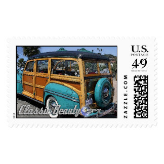 CLASSIC BEAUTY POSTAGE