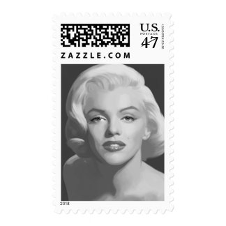 Classic Beauty Stamp