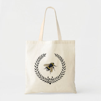 Classic Bee Canvas Bags