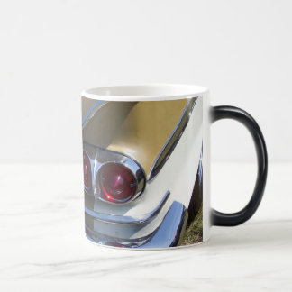 classic belair taillights with gold and chrome mug