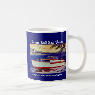 Classic Bell Boy Boats mug