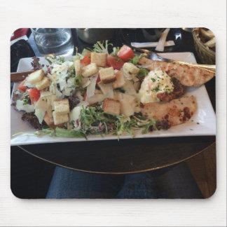 Classic Big Caesar Salad in Paris, France Mouse Pad