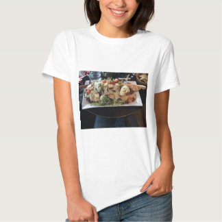 Classic Big Caesar Salad in Paris, France Tee Shirt