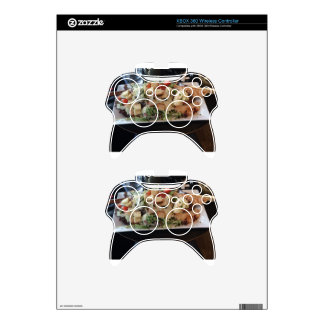 Classic Big Caesar Salad in Paris, France Xbox 360 Controller Skin