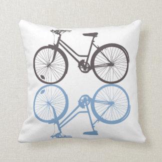 Classic Bike Portland Pillow