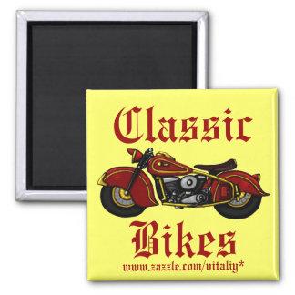 Classic Bikes magnet