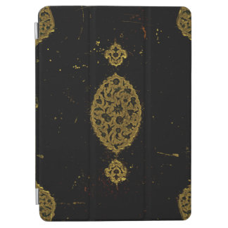Classic Black And Gold iPad Air Cover