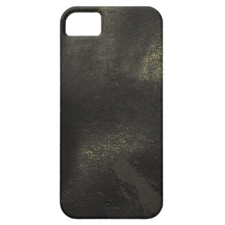 Classic Black Leather Case (iPhone 5) iPhone 5 Case