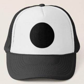 classic Black SpotDot Trucker Hat