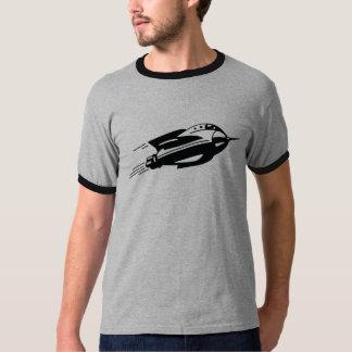 Classic Black Stubby Shirt