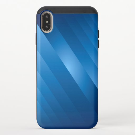 classic blue 21 iPhone XS max slider case