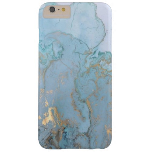 Classic Blue and Gold Marble Design Phone Case Phone Case