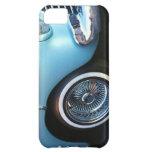 Classic blue car case for iPhone 5C