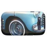 Classic blue car galaxy SIII cases