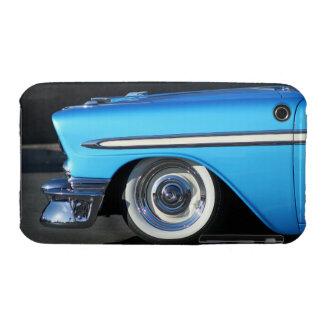Classic blue car iPhone 3 cover