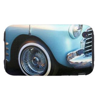 Classic blue car iPhone 3 tough cover