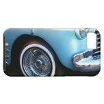 Classic blue car iPhone 5 cover