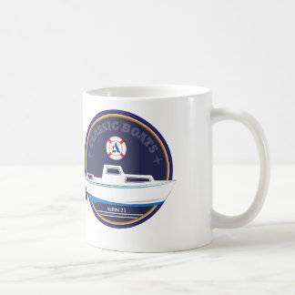 Classic Boats Albin 25 mug