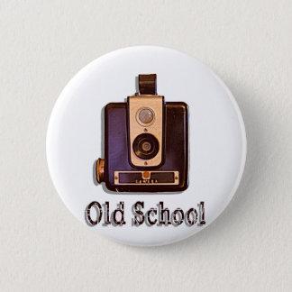 Classic Box Camera 1950s - Old School Button