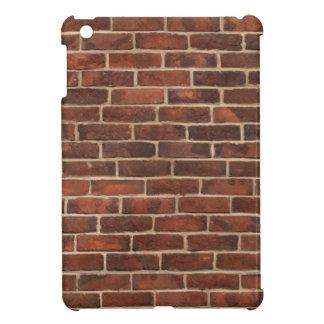 Classic Brickwall Print iPad Mini Cover