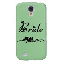 Classic Bride Galaxy S4 Cover