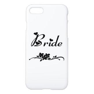 Classic Bride iPhone 7 Case