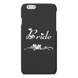 Classic Bride Matte iPhone 6 Case