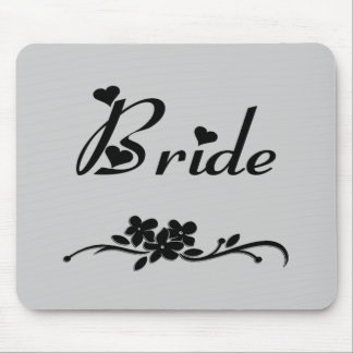Classic Bride Mouse Pad