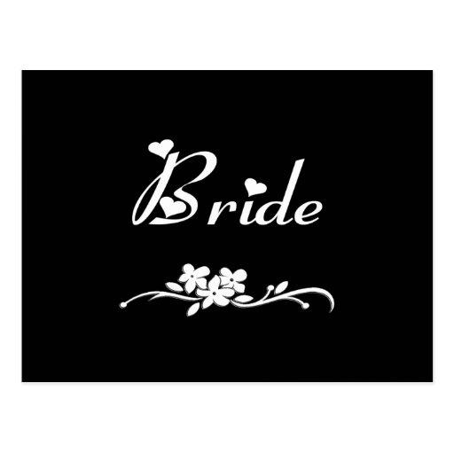 Classic Bride Postcard