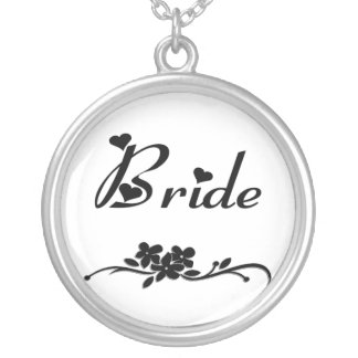 Classic Bride Silver Plated Necklace