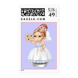Classic Bride Stamp