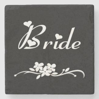 Classic Bride Stone Coaster
