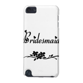 Classic Bridesmaid iPod Touch 5G Cover