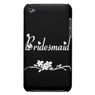 Classic Bridesmaid Barely There iPod Case