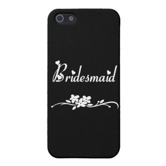 Classic Bridesmaid Cover For iPhone SE/5/5s