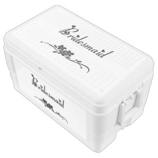 Classic Bridesmaid Ice Chest