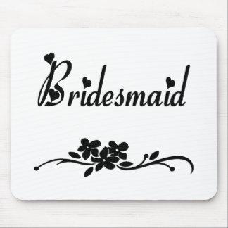 Classic Bridesmaid Mousepad