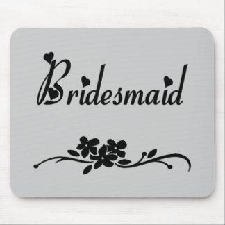Classic Bridesmaid Mousepads