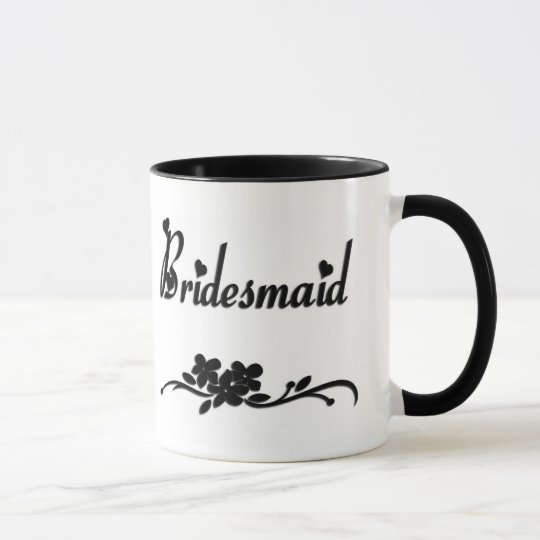Classic Bridesmaid Mug