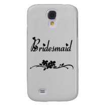 Classic Bridesmaid Samsung Galaxy S4 Case