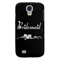 Classic Bridesmaid Samsung Galaxy S4 Cover