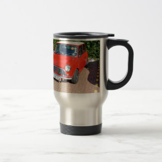 Classic British Austin Travel Mug