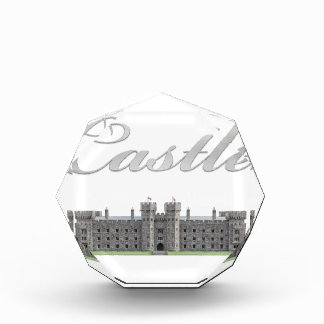 Classic British Castle with Castle Text Award