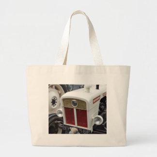 Classic British Tractor Large Tote Bag