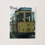 Classic British Tram. Puzzle