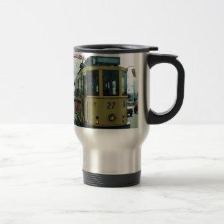 Classic British Tram. Travel Mug
