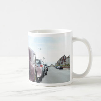 Classic Burgundy Citroen Coffee Mug