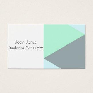 Classic Business Cards - Simple Design