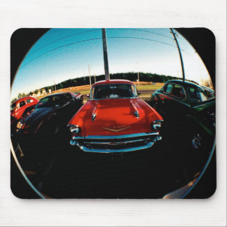 Classic Caddy Mouse Pad