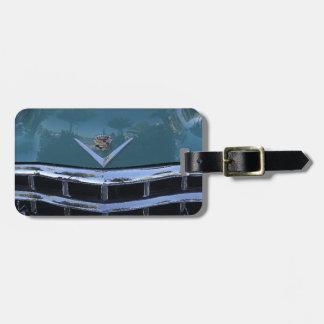 Classic Cadi Luggage Tag